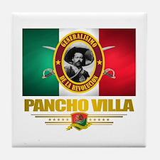 Pancho Villa Tile Coaster