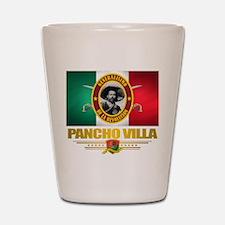 Pancho Villa Shot Glass