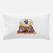 Final Spanish version.jpg Pillow Case