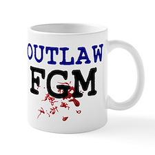 OUTLAW FGM Small Small Mug