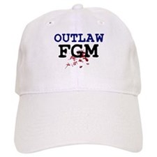 OUTLAW FGM Baseball Cap