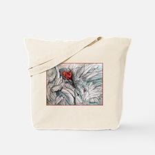 Sandhill Crane! Bird art Tote Bag