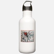 Sandhill Crane! Bird art Water Bottle