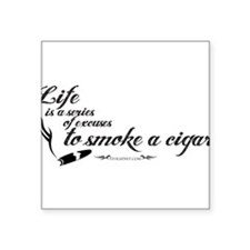 Life is.... Sticker