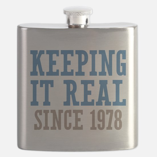 Keeping It Real Since 1978 Flask