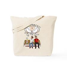 Anime babies Tote Bag