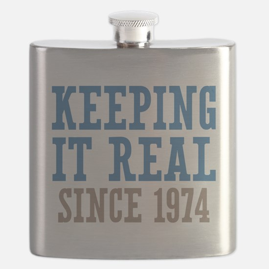 Keeping It Real Since 1974 Flask