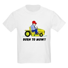 Born To Mow T-Shirt