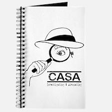 CASA Detective Journal