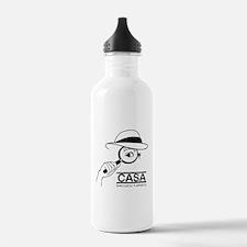 CASA Detective Water Bottle