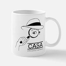 CASA Detective Mug