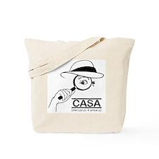 CASA Detective Tote Bag