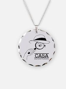 CASA Detective Necklace