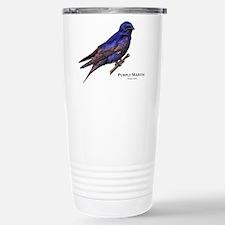 Purple Martin Travel Mug