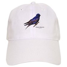 Purple Martin Baseball Cap