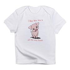 Piggy Went To Market Infant T-Shirt