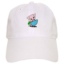 Piggy Went To Market Baseball Cap