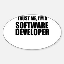 Trust Me, Im A Software Developer Decal
