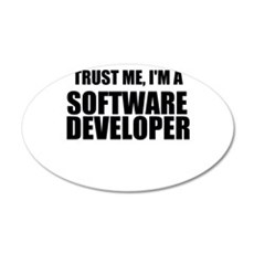 Trust Me, Im A Software Developer Wall Decal