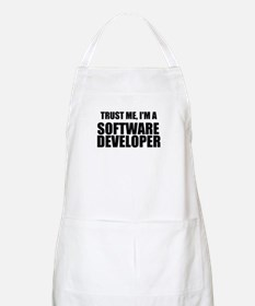 Trust Me, Im A Software Developer Apron