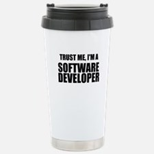 Trust Me, Im A Software Developer Travel Mug