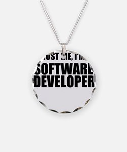 Trust Me, Im A Software Developer Necklace