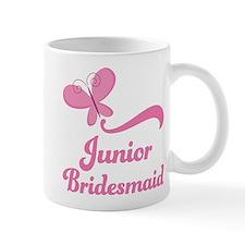 Junior Bridesmaid Butterfly Mug