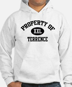 Property of Terrence Hoodie