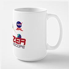 Spitzer Space Telescope Large Mug