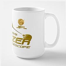 Spitzer At 10! Large Mug