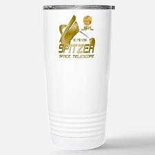 Spitzer At 10! Stainless Steel Travel Mug