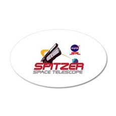 Spitzer Space Telescope Wall Decal