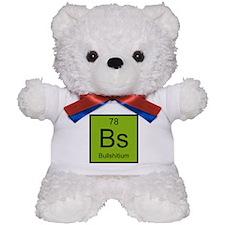 Bs Bullshitium Element Teddy Bear