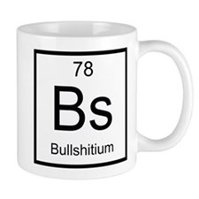 Bs Bullshitium Element Mug