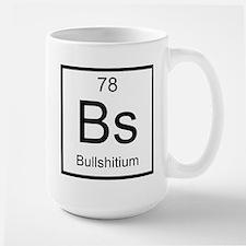 Bs Bullshitium Element Coffee Mug