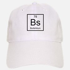 Bs Bullshitium Element Baseball Baseball Cap
