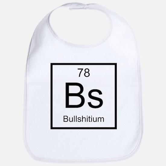 Bs Bullshitium Element Bib