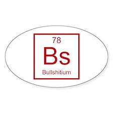 Bs Bullshitium Element Decal