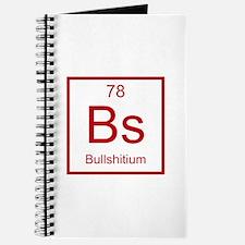 Bs Bullshitium Element Journal