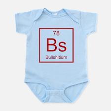 Bs Bullshitium Element Infant Bodysuit