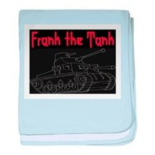 FRANK THE TANK baby blanket