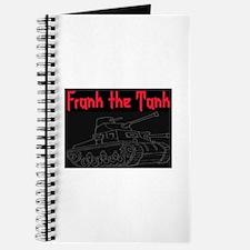 FRANK THE TANK Journal