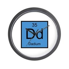 Dd Dadium Element Wall Clock