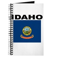Idaho State Flag Journal