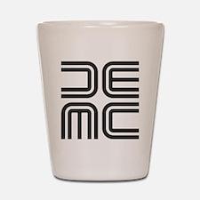 DEMC Classic Square Shot Glass