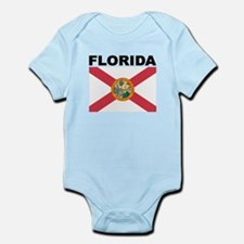 Florida State Flag Body Suit