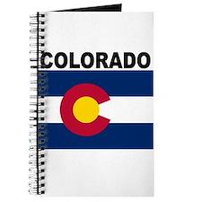 Colorado State Flag Journal