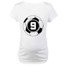 Soccer Number 9 Player Shirt