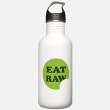 Eat Raw Water Bottle