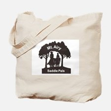 Mount Airy Saddle Pals Tote Bag